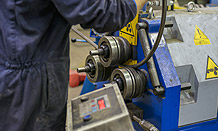 Tube Bending & Section Rolling